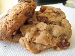 ... Adventures: TWD: Chunky Peanut Butter and Oatmeal Chocolate Chipsters