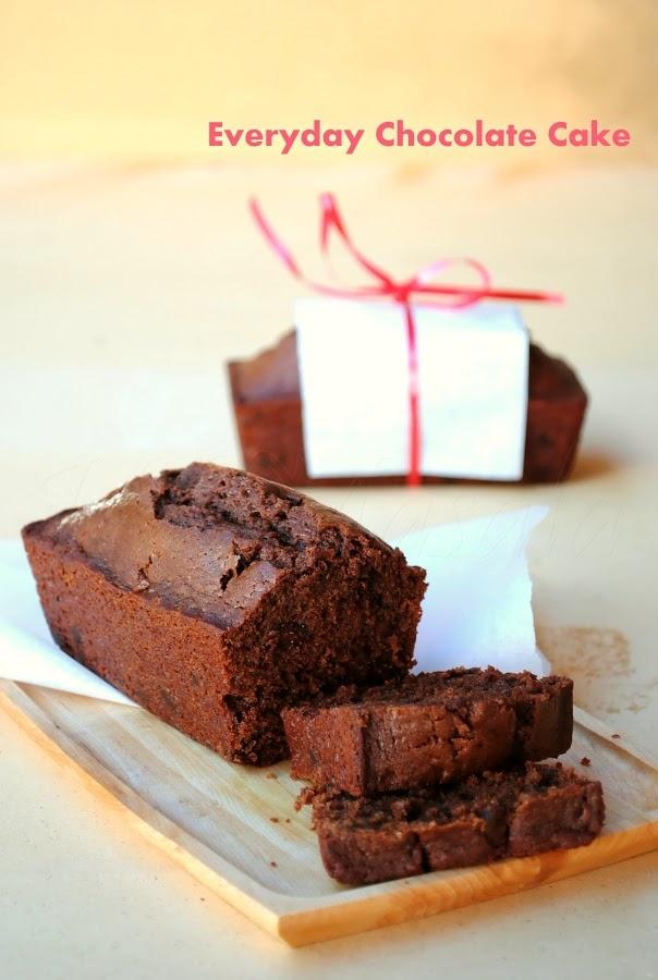 One Bowl Everyday Chocolate Cake | Recipes | Pinterest