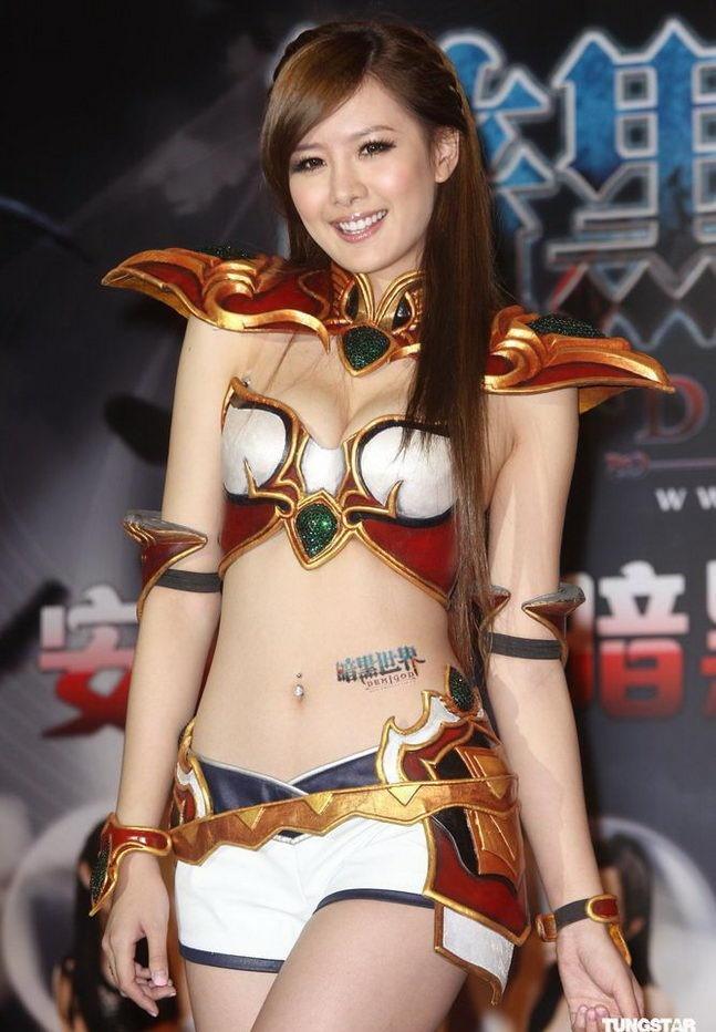 amber an xinya   pinterest   quinnling sexy cosplay