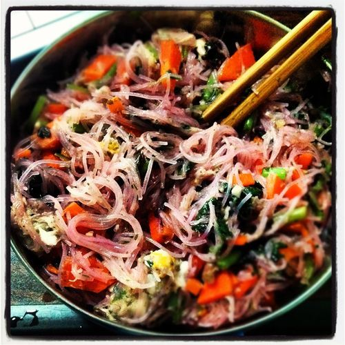 xiamen style fried vermicelli recipe 厦门炒米 xiamen style fried ...