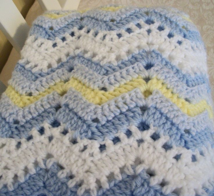 Beginners Crochet Ripple Patterns Pakbit For