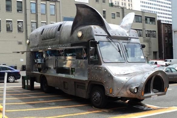 Iron Pig Food Truck Seattle