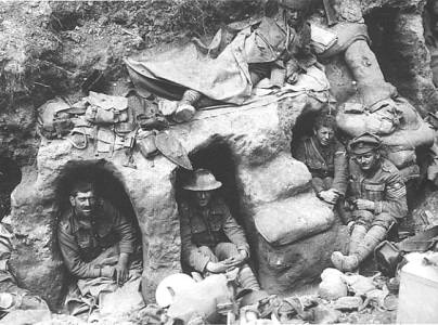 trench warfare world war 1 essays