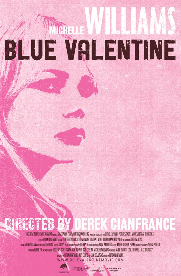 blue valentine film colonna sonora
