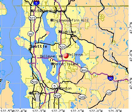 21 unique Bellevue Washington Map bnhspinecom