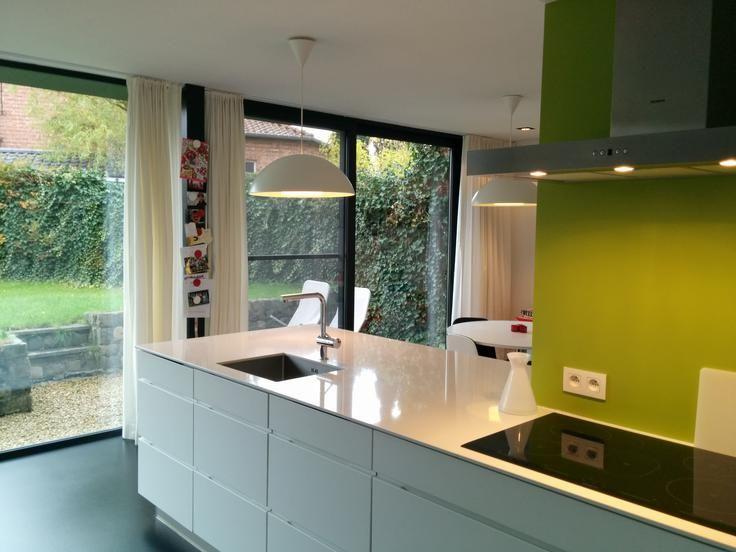 moderne keuken  Pimp · my · kitchen  Pinterest