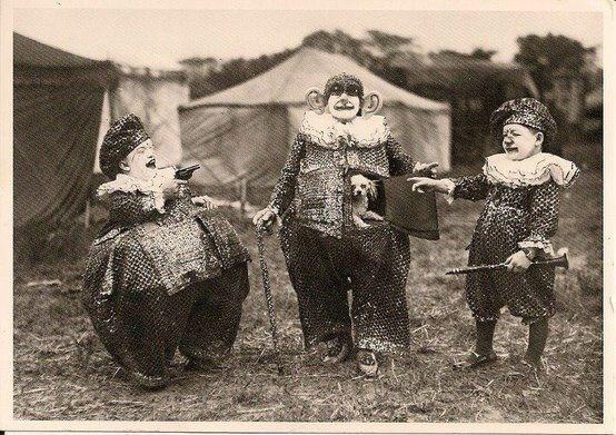 Circus freaks | Circus, Carnival & Freakshow | Pinterest