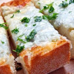 Gorgonzola Garlic Bread   Yummy food   Pinterest