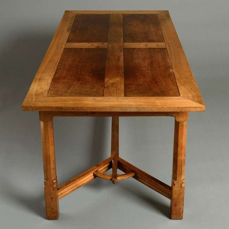 Pin by fred wonder on furniture other pinterest - Arts and crafts dining room furniture ...