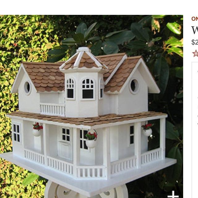 Victorian Backyard Birds : Victorian  Bird Houses  Pinterest