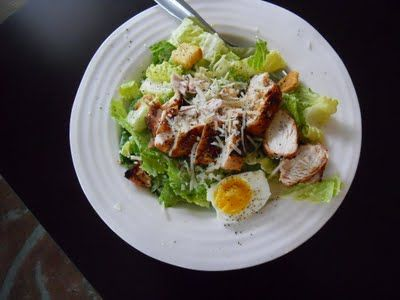 "Cook Yourself Thin"" Caesar Dressing. Delish and comes together in 5 ..."