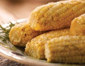 Grilled Cheesy Corn-On-The-Cob | Yummy! | Pinterest