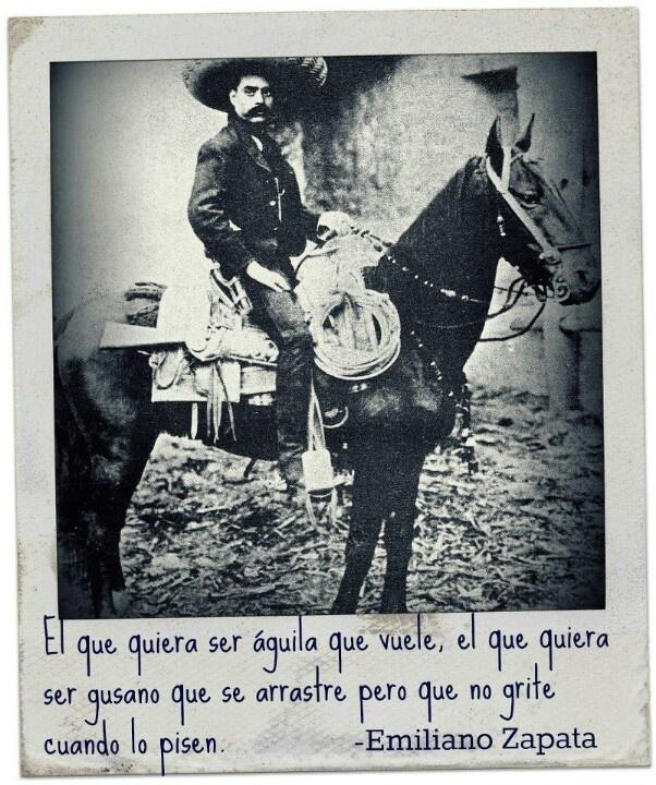 Emiliano Zapata Quotes Custom Emiliano Zapata Quotes