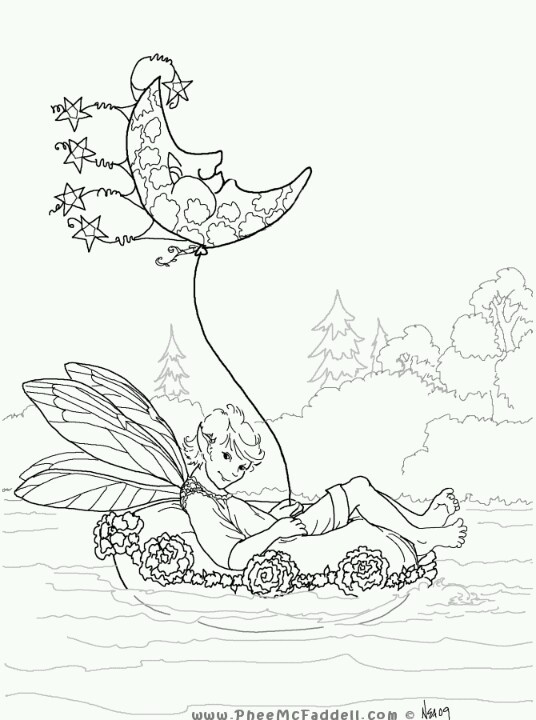phee mcfaddell coloring pages - photo#4