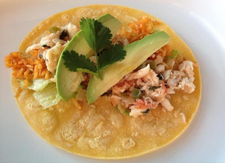 The Flexitarian Table: Cilantro Lime Tilapia Tacos