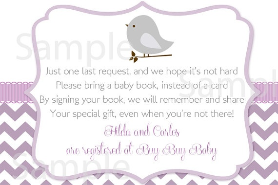 baby shower book instead of card baby showers pinterest