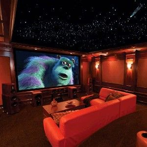 Home Theater Decor on Image   Home Decor Home Theater