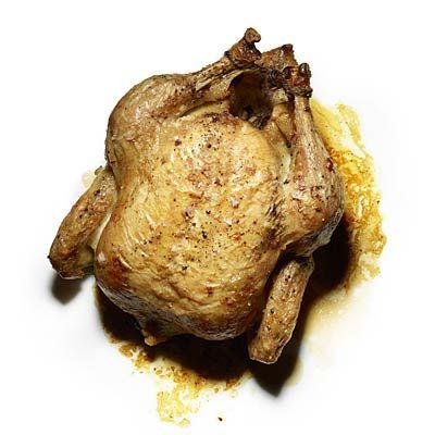 roast-chicken-pan-sauce | Recipes | Pinterest