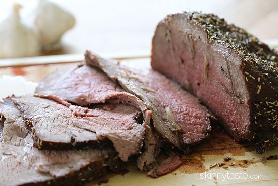 Garlic lovers roast | Beef | Pinterest