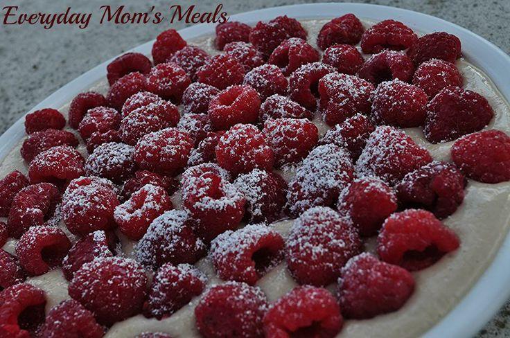 Raspberry cream pie | recipes | Pinterest