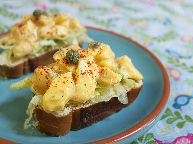 Deviled Egg Salad | It's what's for dinner | Pinterest