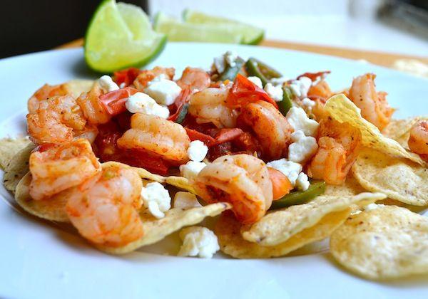 Shrimp nachos | Recipe
