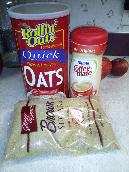 DIY Instant Oatmeal   For the Home   Pinterest