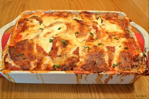 Best Eggplant Parmigiana | THE SMART COOKIE COOK | Pinterest