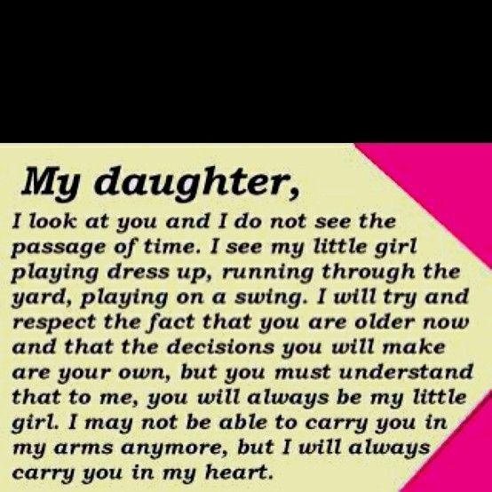 to my daughter poems n quotes pinterest