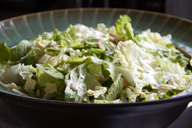 napa cabbage salad with sesame oil recipes yummly 10 best napa cabbage ...