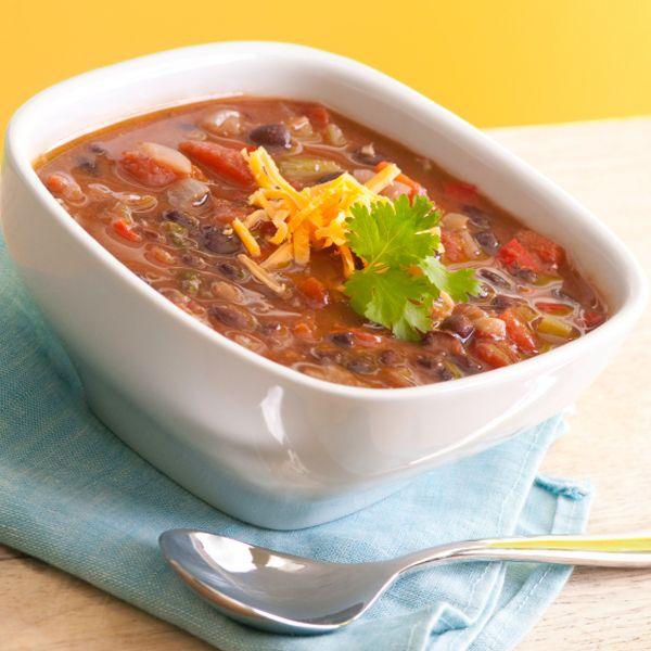 Basic Black Bean Soup | Yummy! | Pinterest