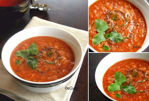 tomato-bread-soup-5 | Recipes | Pinterest