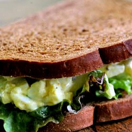 Egg Salad Sandwich | Let's Eat | Pinterest
