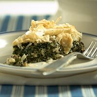 Spinach Pie - I have made this several times and each time it is ...