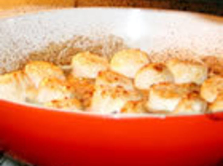 Broiled Scallops | some read risque novels i read recipes and occasio ...