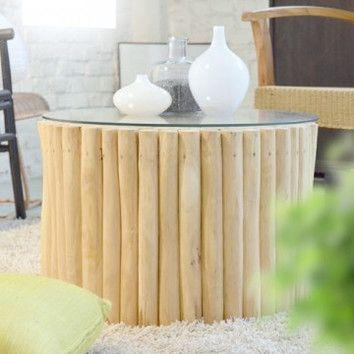 Tikamoon Tikamoon Bois Flotte Coffee Table