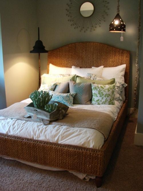 Bedroom ocean themed dream house pinterest - Ocean themed bedroom ...
