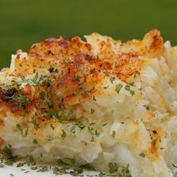 Irish Mashed Potatoes! 8-10 potatoes, 8 oz sour cream, 8 oz cream ...