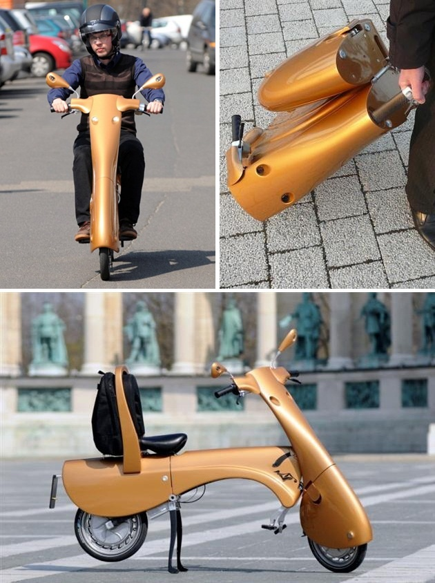 MOVEO folding electric scooter by Antro works for me!!!