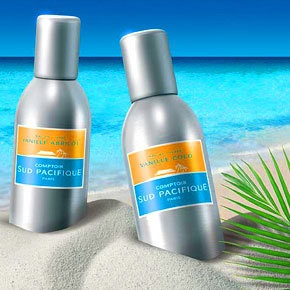 Comptoir Sud Pacifique Vanille Abricot- The perfect blend of tahitian vanilla and fruit