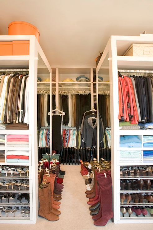 Great Closet Organization And Storage Pinterest