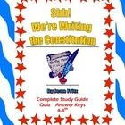 Great packet for the Shh! We're Writing the Constitution by Jean Fritz ...