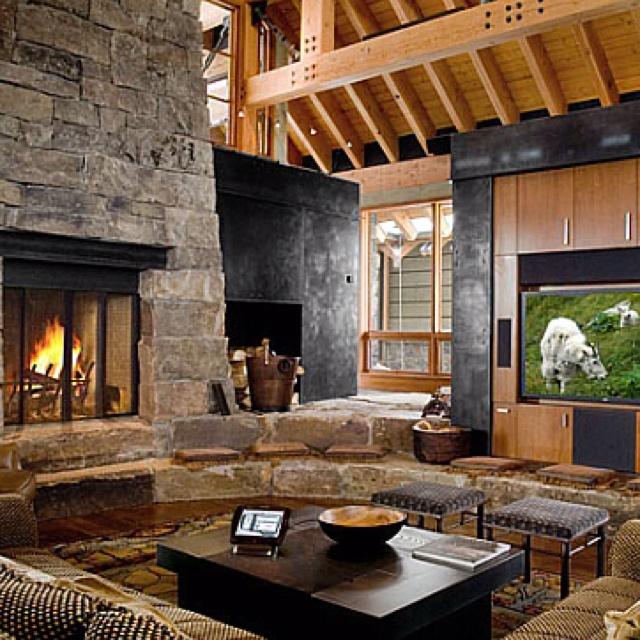 Log Cabin Fever Cabin Decor Logcbnfvr On Pinterest Rachael Edwards