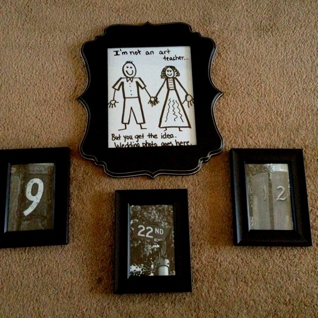 Wedding Gift Ideas For Future Sister In Law : My pinterest-inspired wedding shower gift for my future sister-in-law.
