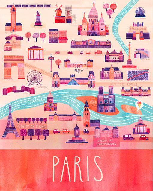 """Marisa Seguin """"Paris"""""""
