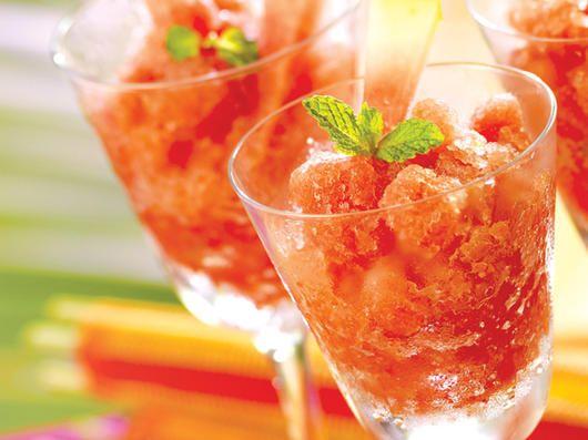 Watermelon Granita | Bevies | Pinterest
