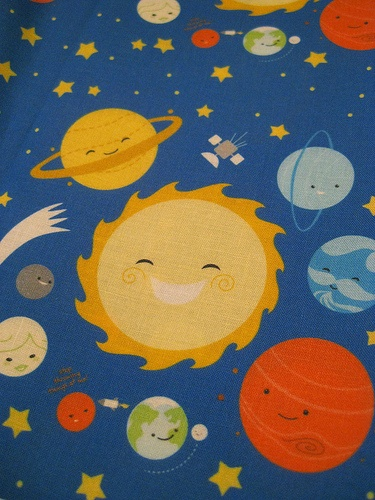 Solar system fabric page 2 pics about space for Solar system fabric