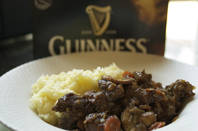 Beef and Guinness Stew. | It's All Yummy! | Pinterest