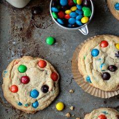 giant m amp m cookies isharefunfood com # cookies