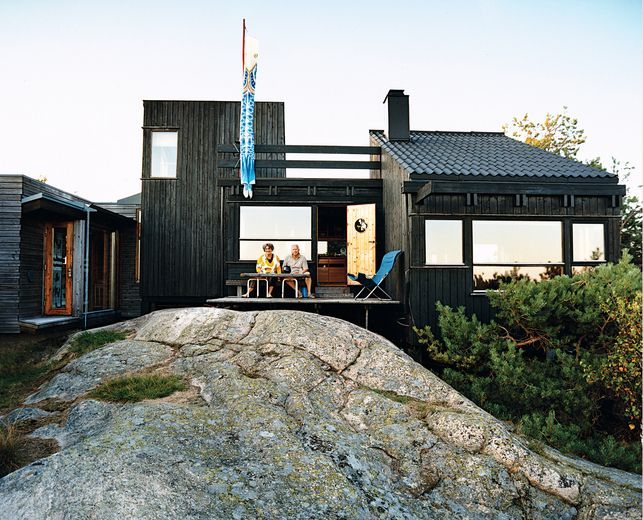 Norwegian house beautiful homes pinterest - Norwegian style house plans when classic meets modern ...